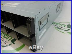 NetApp NAJ-0801 24-Bay 3.5 Storage Array with 2x IMO3 CTRL 2x HB-PCM01-580-AC