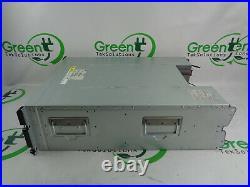 NetApp NAJ-0801 3.5 SAS 24-Bay Storage Array With 2x IOM6 Controllers 2x PSU