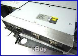 NetApp NAJ-0801 Rackmount Storage Drive Array 7.2TB (24x 300GB) SAS HDD