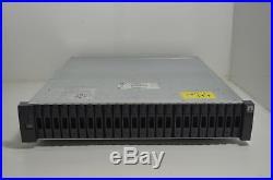 NetApp NAJ-1001 DS2246 Rackmount Storage Drive Array with24x 900GB 2.5 SAS Drives