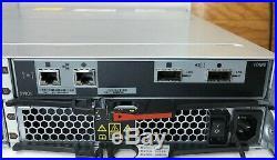 NetApp NAJ-1001 Rackmount Storage Drive Array with 24x 600GB HDD 2.5 SAS Drives
