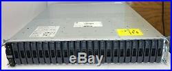 NetApp NAJ-1001 Rackmount Storage Drive Array with 24x 900GB 2.5 SAS Drives