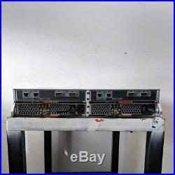 NetApp NAJ-1001 Storage Array Chassis x12 2.5 200GB SSD SAS DRIVES