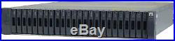 Netapp DS2246 Storage Array 24x 2.5 Blank SAS HDD Tray 2x 111-01324 Controllers