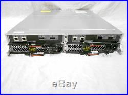 Netapp DS2246 Storage Expansion Array 24x 900GB 10K 2.5 SAS HD X423A-R5 2x IOM6