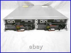 Netapp DS2246 Storage Expansion JBOD Array 24x 600GB 10K 2.5 SAS Hard drives