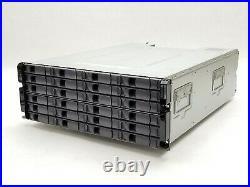 Netapp DS4243 3.5 24-Bay Storage Shelf Disk Array NAJ-0801 +2IOM3 Controller
