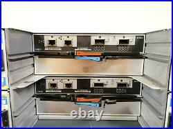 Netapp Ds4243 Disk Shelf Naj-0801 Iom3 24x 3,5 Sas Disk Array 19 Storage