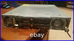 Netapp FAS2020 Dual Ctrls STORAGE ARRAY NET APP NAF-0602 300gb drive trays