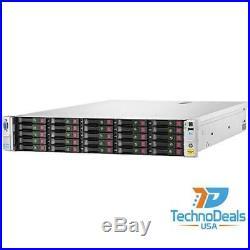 New HP Storevirtual B7e27a 4730 600gb Sas Storage Array