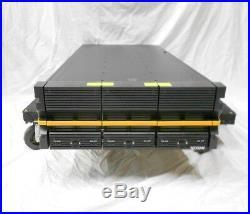 Nexsan E-Series E60 Dual 8GB FC / iSCSI 60x 600GB 15K SAS HD SAN Storage Array