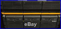 Nexsan E60 Dual Raid Controller SAN NAS Storage Array with 60x 3TB HDDs, 180TB