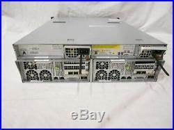 Nimble CS300 Storage Array SAN 12x 3TB 7.2K SAS 4x 300GB SSD 10GB Ethernet 36TB