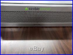 Nimble Storage Array CS215 12TB NAS, 320GB SSD Cache, 4x1Gb Ethernet