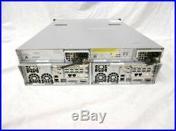 Nimble Storage Array CS215 12TB SAN 12x 1TB 4x 80GB SSD 4x 1Gb Ethernet CS220