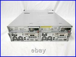 Nimble Storage Array CS260 36TB SAN 12x 3TB SAS 4x 300GB SSD Drives CS260G 10Gb