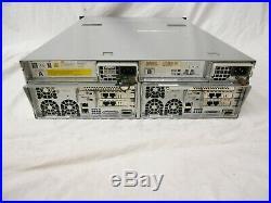 Nimble Storage Array CS260 36TB SAN 12x 3TB SAS 4x 300GB SSD Drives CS260G 1Gb