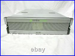 Nimble Storage SAN Expansion Array ES1-H65B 15x 3TB 7.2K SAS 1x 960GB SSD 45TB