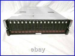 Nimble Storage SAN Expansion Array ES1-H85 15x 4TB 7.2K SAS 1x 1.6TB SSD 60TB
