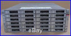 Oracle Sun Disk Drive Shelf Storage Array 3.5 J4410 SAS 24 Bay 24x 2TB 7.2k SAS