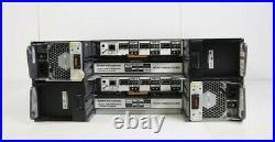 Oracle Sun ST4D24 4U 24-Bay 3.5 SAS Storage Array 7044319 2x Controller No HDD
