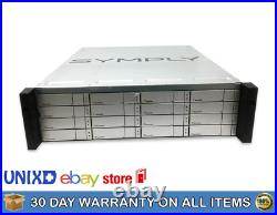 Promise VTrak Storage System JBOD Storage Array 3U/16-Bay 16G FC Single Controll