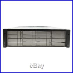 Promise Vtrak J630s JBOD Storage Array Expander 3U 16 Bay with Drive Brackets
