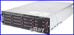 Quantum DXi6500 2x E5540 4-Core 2.53GHz/48GB 16-Slot Storage Disk Array NO HDD