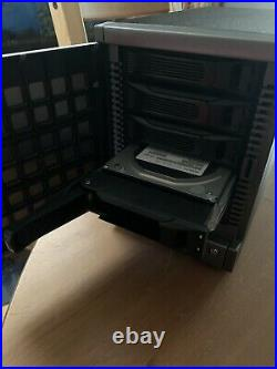 Sans Digital 8TB (4x 2TB) 4-Bay JBOD SAS Storage Array