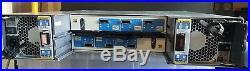 Storage Array 7.2TB DELL Compellent XYRATEX HB-1235 DAS 15K SAS 6 (Dual PSU)