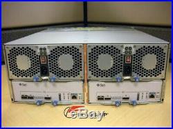 Sun J4400 Storage Array 18x 146GB 15K, Dual SAS I/O, Dual P/S