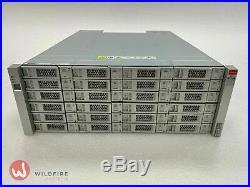 Sun Oracle Storage Array DE2-24C 2x IO Modules, 22x 8TB HDDs, 2x 200GB SSDs, Rkt