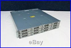 Sun Storagetek 2530 Array with 2x 375-3500 controllers, 36Tb disk storage