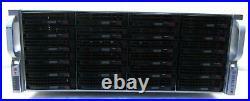 SuperMicro 847JBOD-14 4U 45 Bay Storage Array CSE-847 847E26-RJBOD