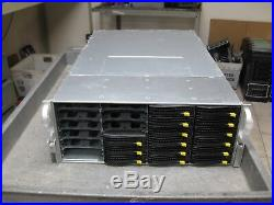 Supermicro CSE-847 36 bay Storage Array