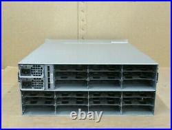 Supermicro CSE-847 847JBOD-14 45-Bay Direct Attached Storage JBOD Array 2 x PSU