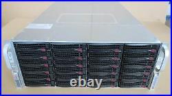 Supermicro CSE-847 847JBOD-14 45 Bay Direct Attached Storage JBOD Rack Array