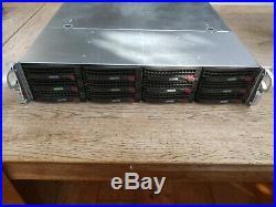 Supermicro Superchassis Cse-826 Jbod Sas/scsi Data Storage Array