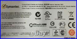 Symantec 16EB 316-0100-00 JX30 3U 16-Bay Storage Disk Array Dual I/O + Dual PSU