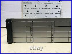 Symantec Promise JX30 3U 16-Bay Storage Drive Array (16x) 3TB SYM-316-0100-01