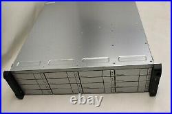 Symantec Promise JX30 3U 16-Bay Storage Drive Array 2xPSU SYM-316-0100-01