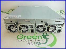 Symantec SYM-316-0100-01 JX30 16-Bay 3.5 LFF 3U Storage Drive Array w 2x PSU