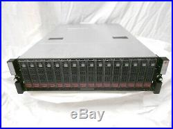 Tegile Storage Array HA2100 26TB SAN 13x 2TB SAS 3x 200GB SSD 8GB Fiber Channel