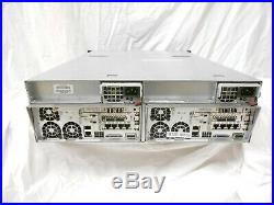 Tegile Storage Array HA2100 26TB SAN 13x 2TB SAS 3x 200GB SSD 8GB Single Control