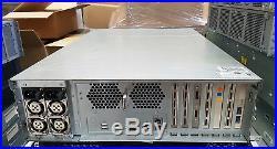 Thecus N16000 NAS Storage array 48TB SATA installed iSCSI