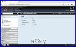 Thecus N8900 8 Bay SATA3 SAS6G 2U NAS 10GbE 8TB Network Storage Array