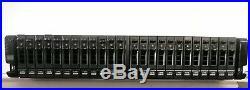 Xyratex EB-2425 24-Bay 2.5 Disc Storage Array No HHD