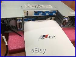 Xyratex EB-2425 Dell Compellent 2 TB 24 BAY SAS STORAGE ARRAY JBOD