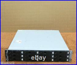 Xyratex RS-1220-X SATA Raid Storage Array 2x Controllers with caddies 74419-03